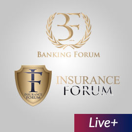 19. Banking Forum & 15. Insurance Forum & Cloud Day Live+