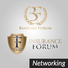 19. Banking Forum & 15. Insurance Forum & Cloud Day Networking