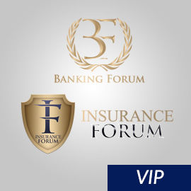 19. Banking Forum & 15. Insurance Forum & Cloud Day VIP